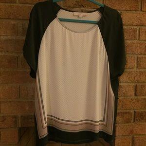 LOFT blouse, XL